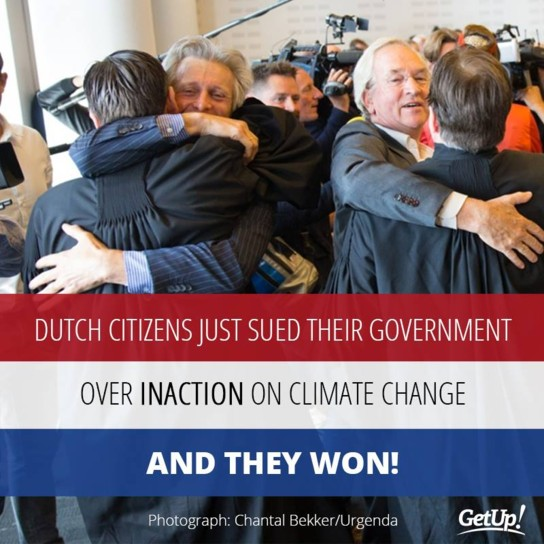 The World Should Imitate the Dutch