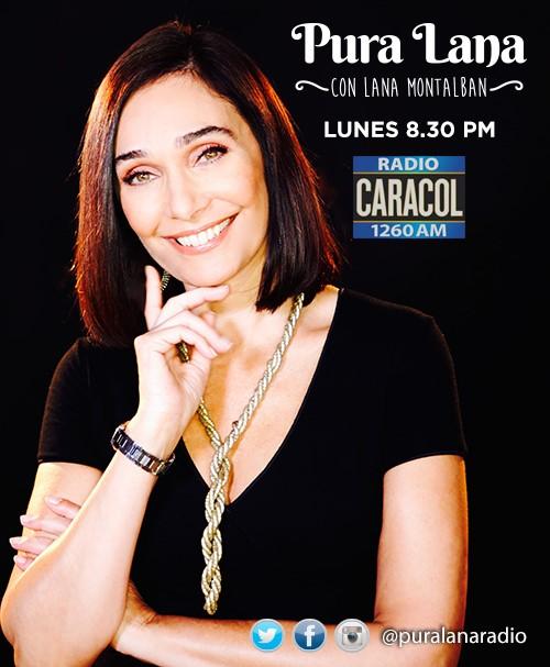 """Daisy Fuentes y Jose Narosky. Audio completo del 2do """"Pura Lana"""" por AM Caracol 1260"""
